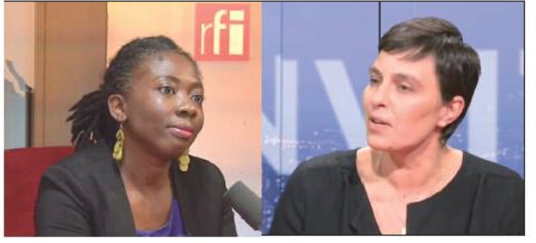 Magistrale réponse du chauffeur RATP Ghislaine Dumesnil à Obono la négationniste