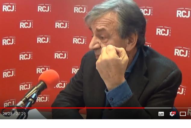 Elisabeth Lévy et Finkielkraut,  abjects et ridicules donneurs de leçons à Renaud Camus
