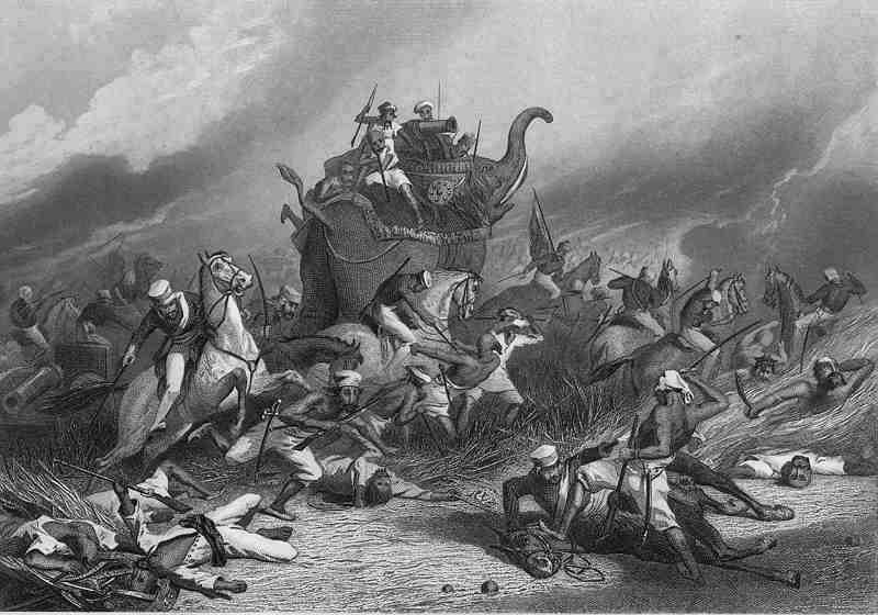 Comment l'invasion islamique en Inde a transformé les Indiens en sauvages : votre futur