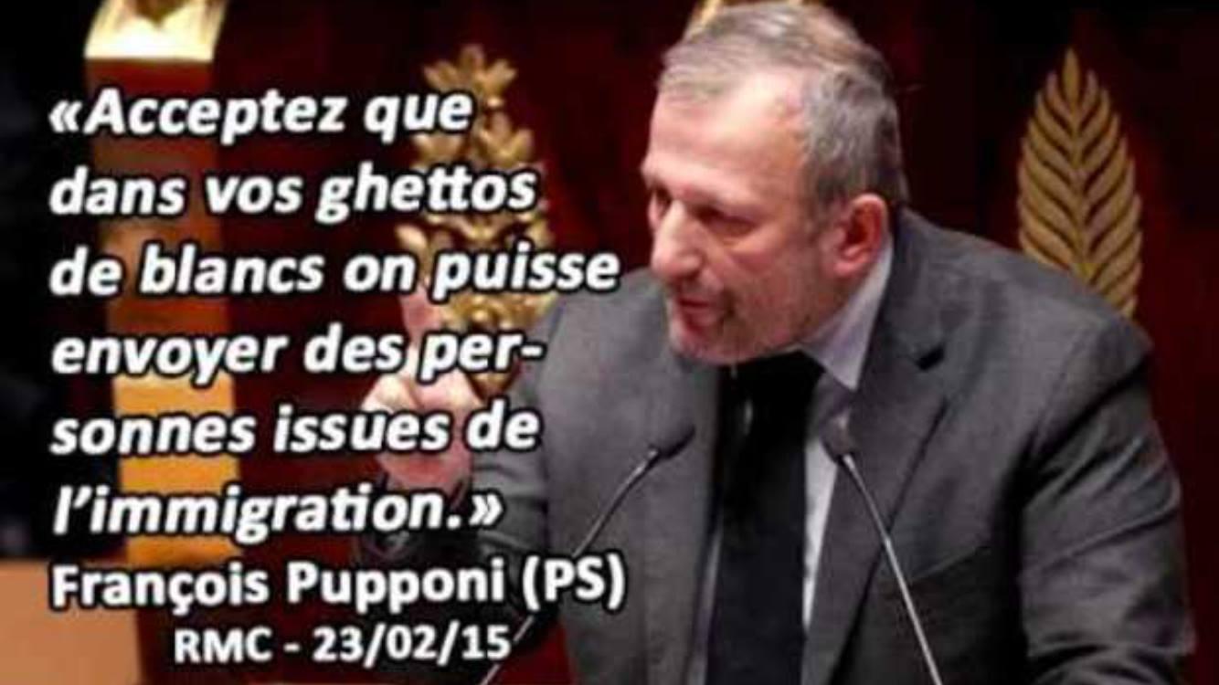 «Emirats de la République» : François Pupponi, ex-Maire de Sarcelles, est-il un naïf ou un manipulateur ?