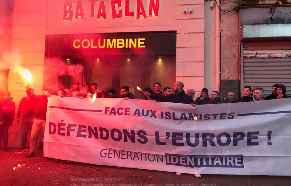 Pierre Cassen : Macron craint bien plus les Identitaires que les islamos (video)