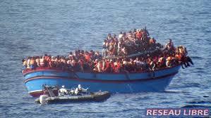 Ils débarquent ! Mais ce ne sont ni des Anglais ni des Américains, ce sont les Algériens…