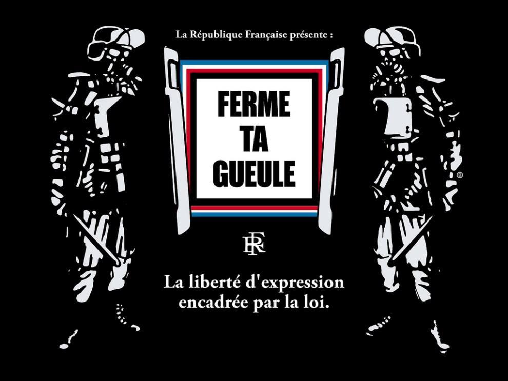 Renaud Camus préfère la guerre à la soumission ? Prison et 3600 euros d'amende