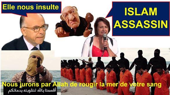 SOS Christine Tasin : condamnations à débourser 14 000 euros !