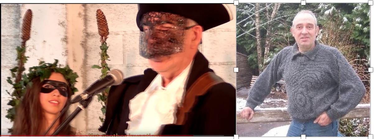 Faites savoir au résistant de pacotille Thierry Canals ce que vous pensez des Brigandes… et de lui !