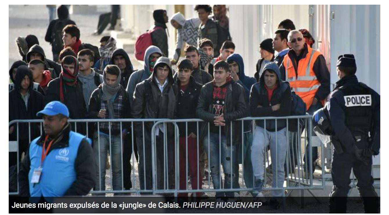Macron mène une politique immigrationniste folle à la Merkel