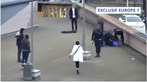 La vidéo de Théo est disponible, a-t-il été violé ? Mon cul !