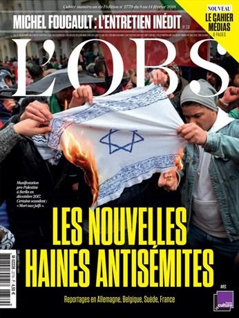 Pour lutter contre l'antisémisme, l'Obs veut faire venir encore plus de «migrants»