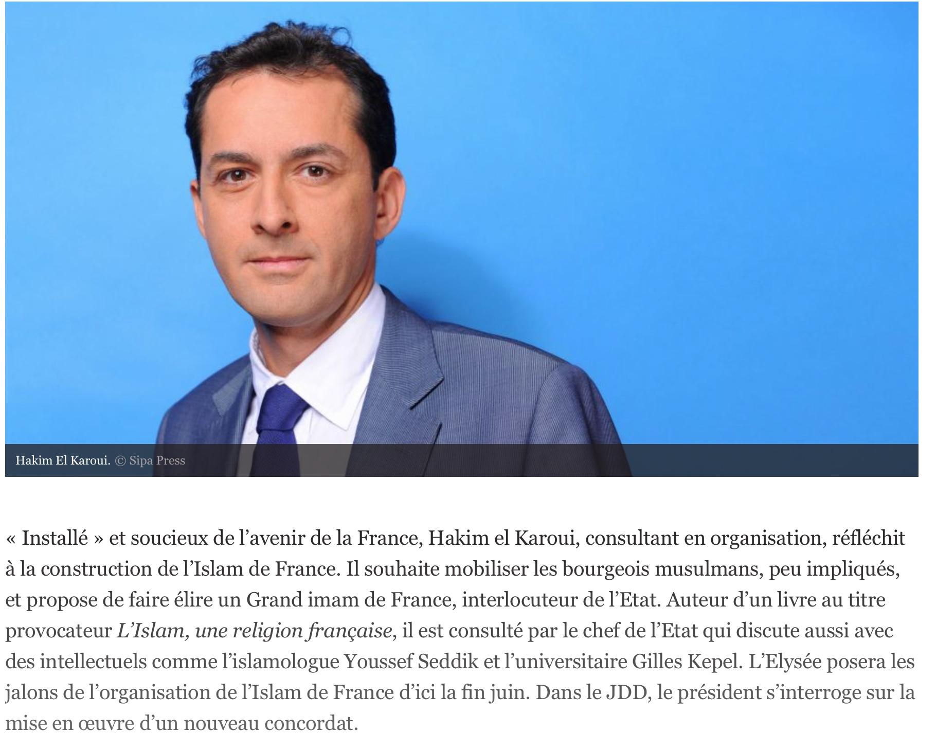 Halal : grâce à Macron les cons qui mangent autre chose que du porc vont payer le salaire des imams