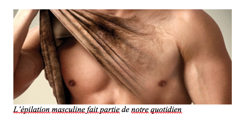 L'épilation des hommes, une des causes du suicide européen (3)