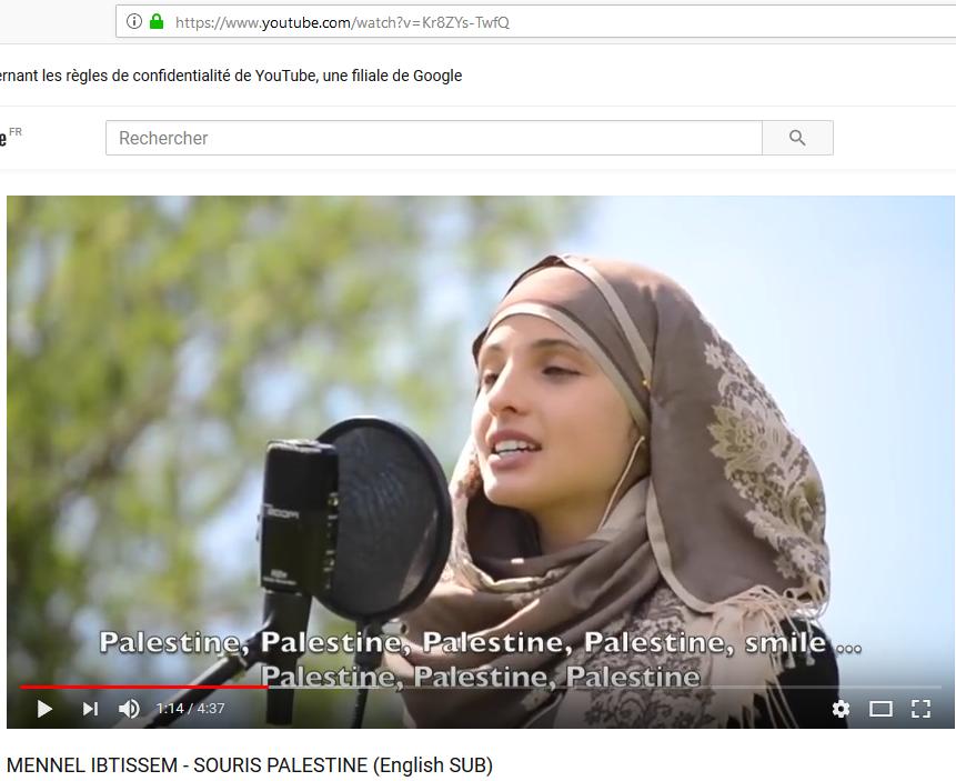 Mennel : une opération de promotion du voile islamique se dessine de par ses fréquentations