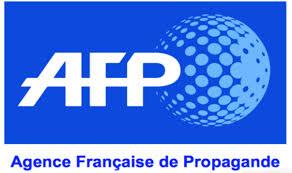 L'AFP championne de la liberté … c'est elle (et seulement elle)  qui le dit !
