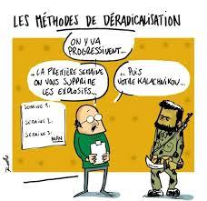 Philippe a dit «déradicalisation»