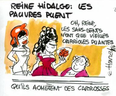 Pierre Cassen : Anne Hidalgo à la tête d'une énorme entreprise de racket (video)