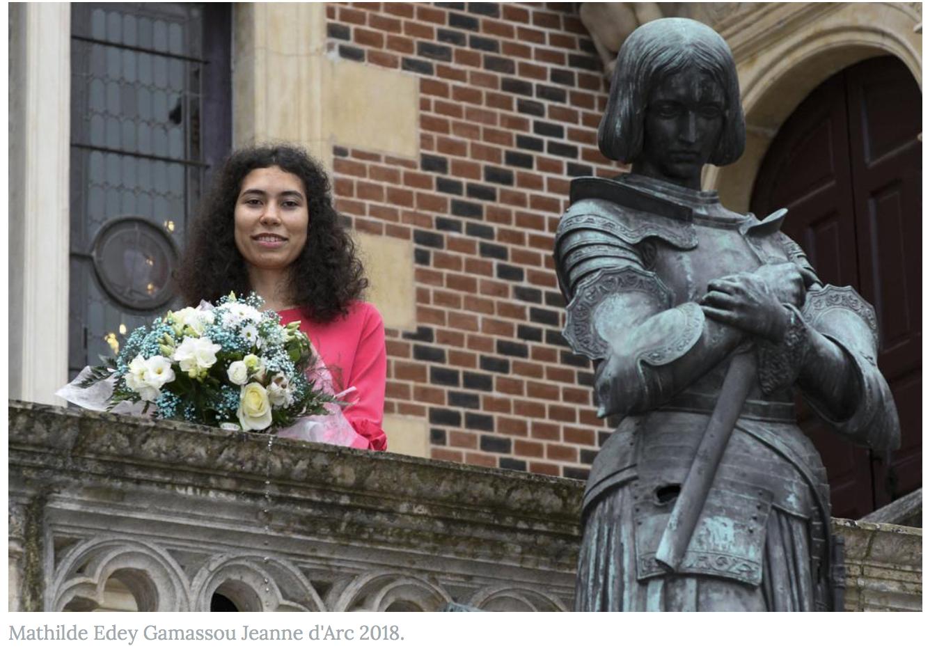 C'est la gloire… Le Figaro rend hommage à RR pour ses articles sur la Jeanne d'Arc d'Orléans