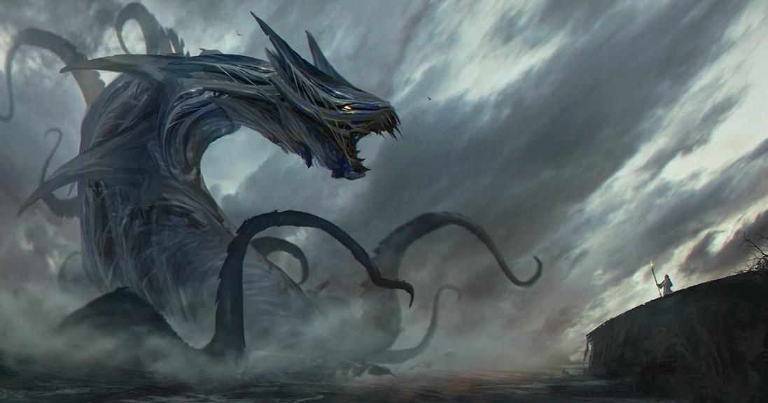 El Karaoui pacsé avec maKron… c'est le Leviathan