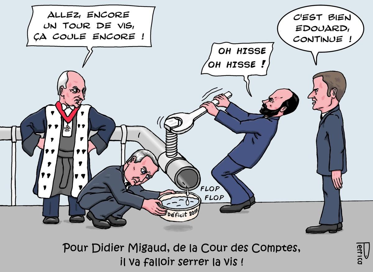 Edouard veut réformer… Les prochaines victimes ? Les cheminots : la CGT commence la musculation…