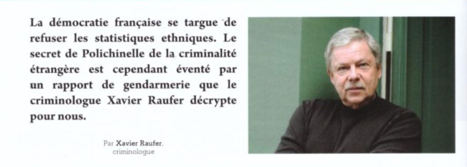 Criminalité liée à l'immigration : le rapport annuel de la gendarmerie nationale est accablant