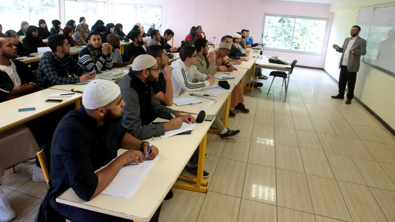 Château-Chinon : l'IESH, un Institut de formation des imams gardé par des hommes armés ?
