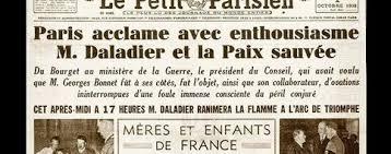 Macron, idiot utile de l'islamisme, fait à juste titre un parallèle entre notre époque et les années 30