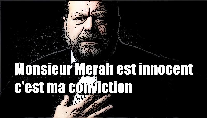 Le salopard de Macron a nommé Ministre de la justice Dupont-Moretti, avocat d'un Merah et de Theo…