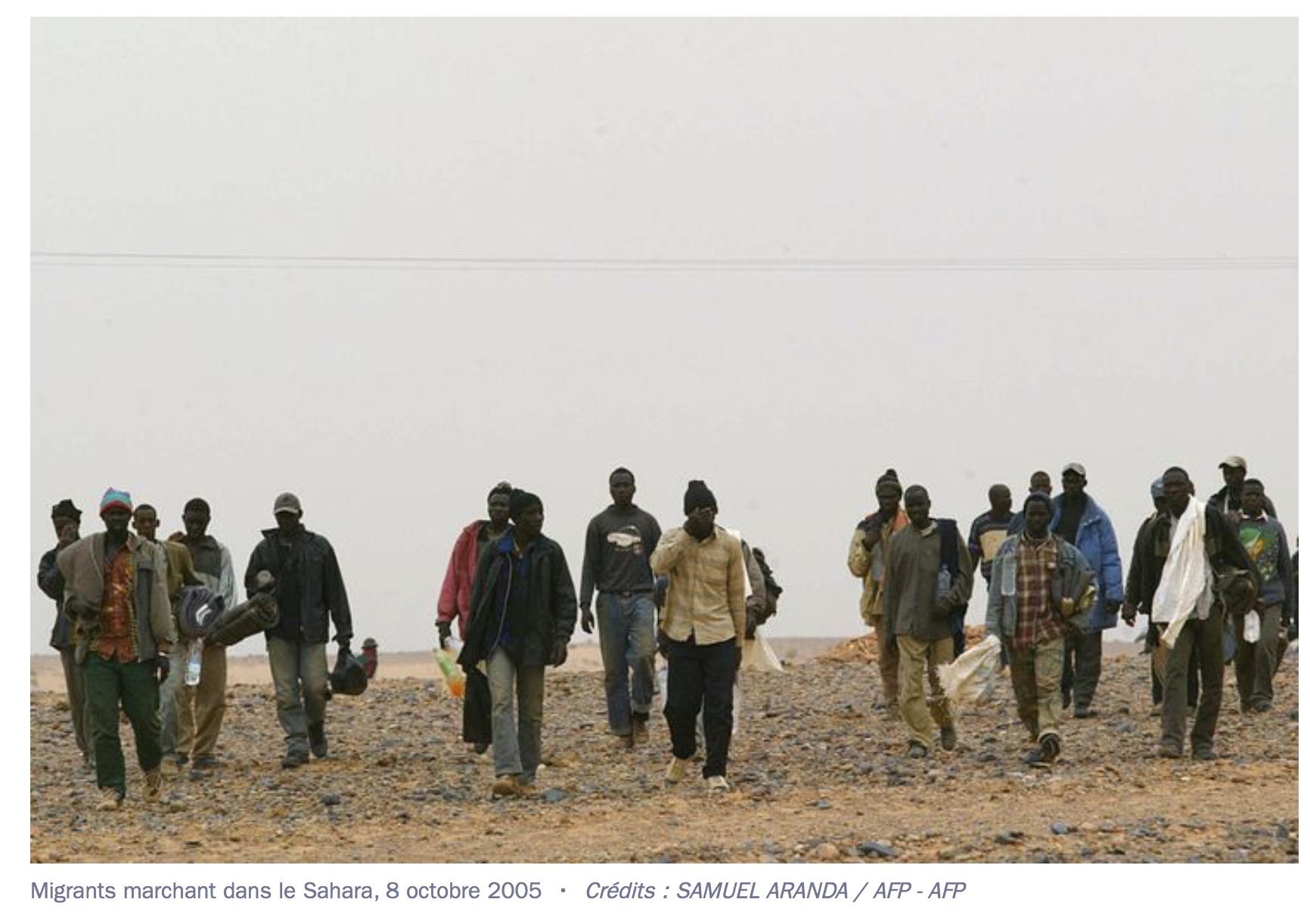 C'est officiel, des centaines de millions de Noirs vont bel et bien envahir l'Europe