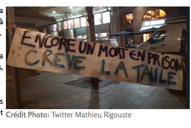 NPA : Poutou et Poupin défendent les racailles islamistes qui cassent tout à Toulouse