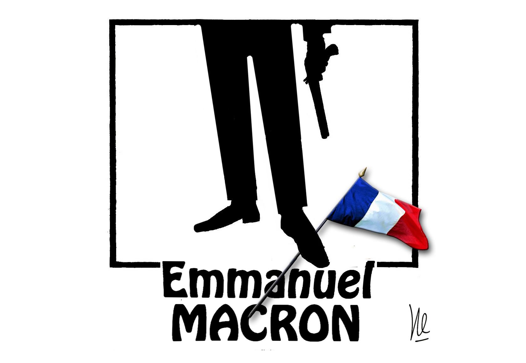 Trop de pognon pour le social ? Il a raison Macron, alors il attend quoi pour s'attaquer à l'immigration ?