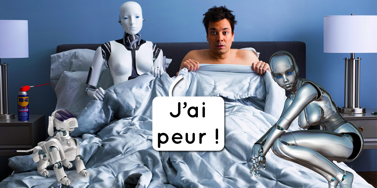 Au fou ! La Commission européenne veut donner des droits et des devoirs aux…  robots !
