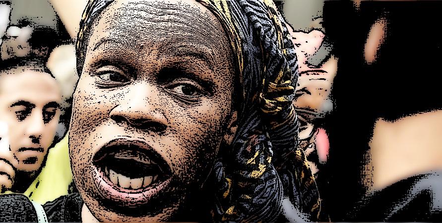 Haaa ça alors… Assa Traoré veut renverser Macron, «comme en Afrique» !