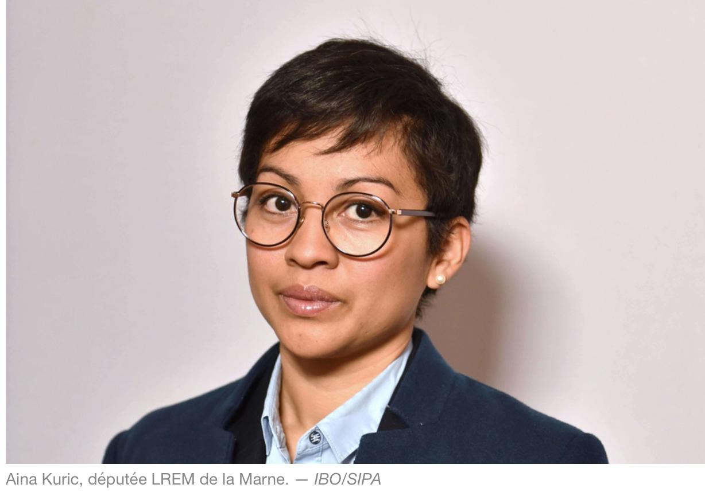 Droit du sol : Aina Kuric, député LREM exclue ? Ça apprendra à Macron à recruter des communautaristes