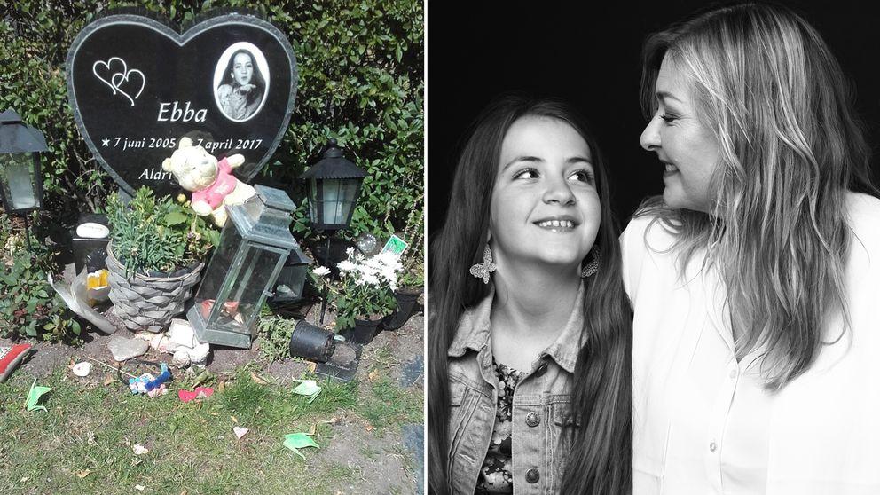 Suède : la tombe de la jeune Ebba Akerlund, assassinée,  profanée deux fois en une semaine…