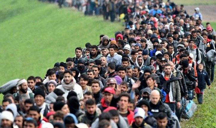 Le coût exorbitant des migrants demandeurs d'asile : un million d'euros !