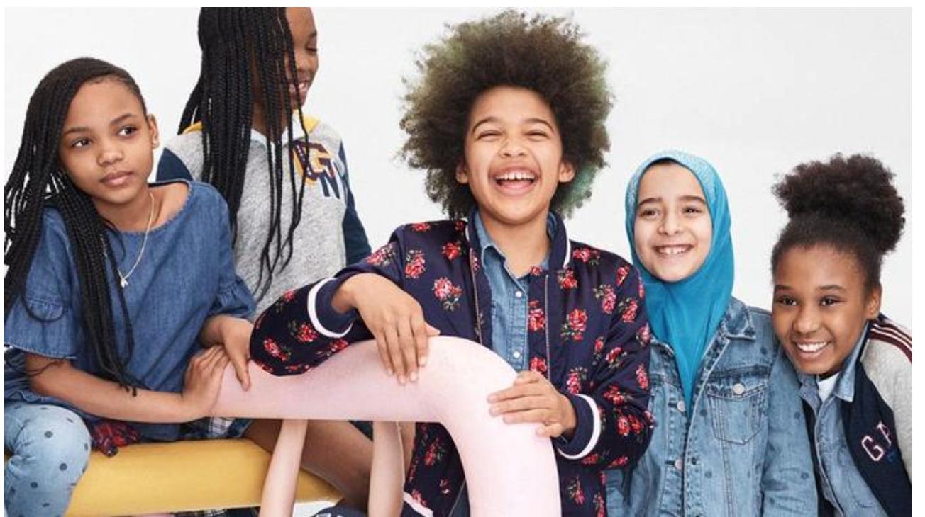 Fillette voilée chez Gap kids : pourquoi Céline Pina ne dénonce-t-elle pas l'islam tout court ?