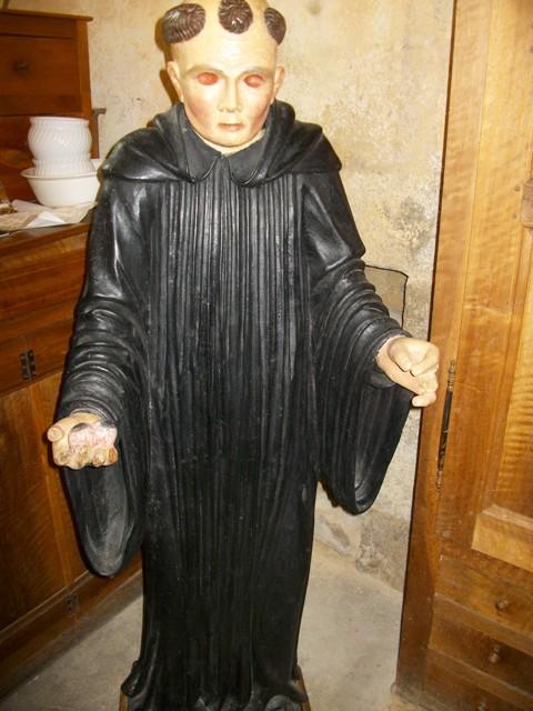 Dimanche, c'était la Saint Porcaire, abbé massacré avec 500 moines par les musulmans