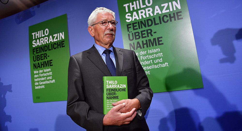 Libé descend le livre anti-islam de Thilo Sarrazin… sans l'avoir lu