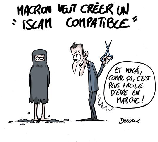«Islam de France» ? C'est une expression insultante pour les musulmans !