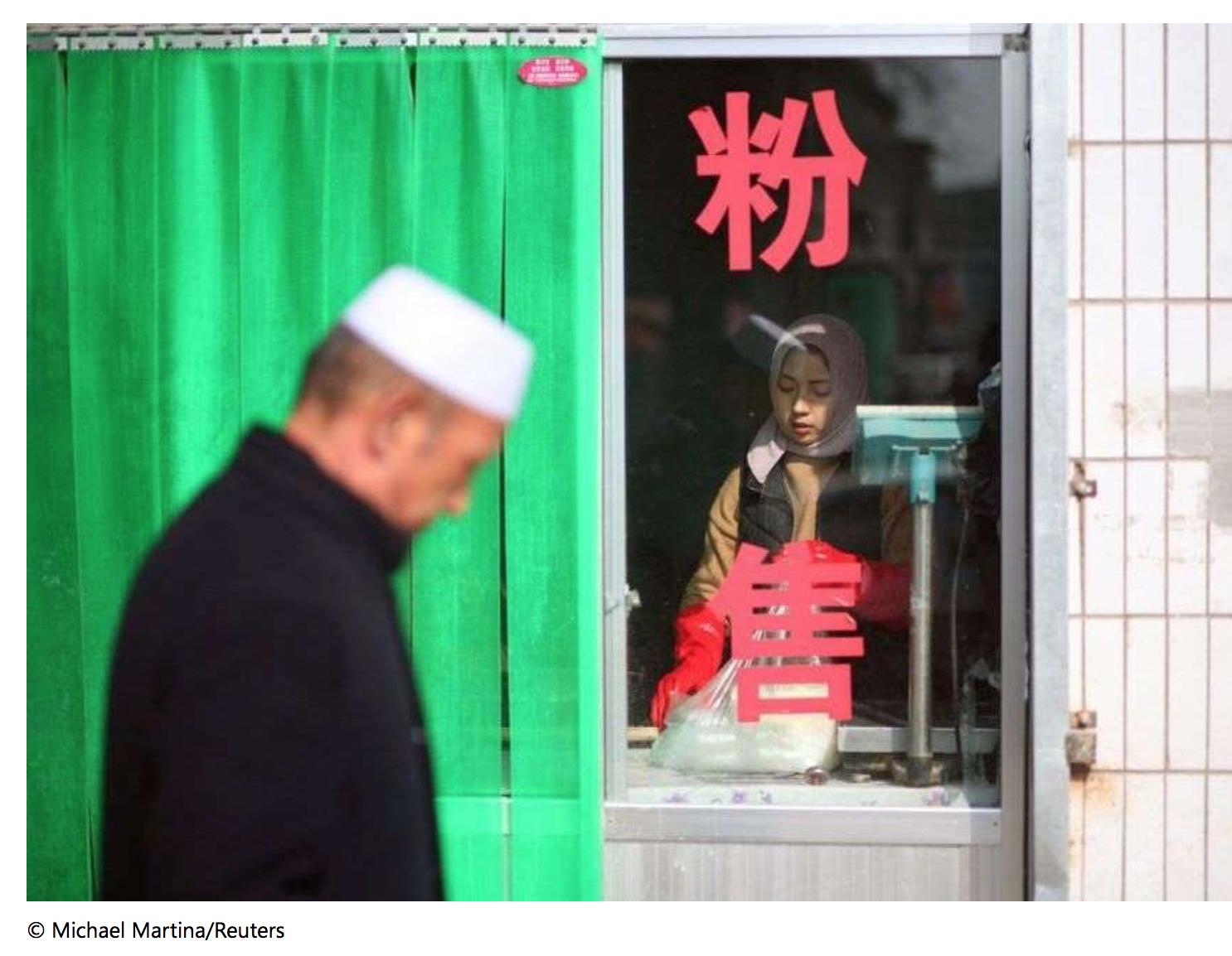 Les Chinois lancent une campagne contre le halal