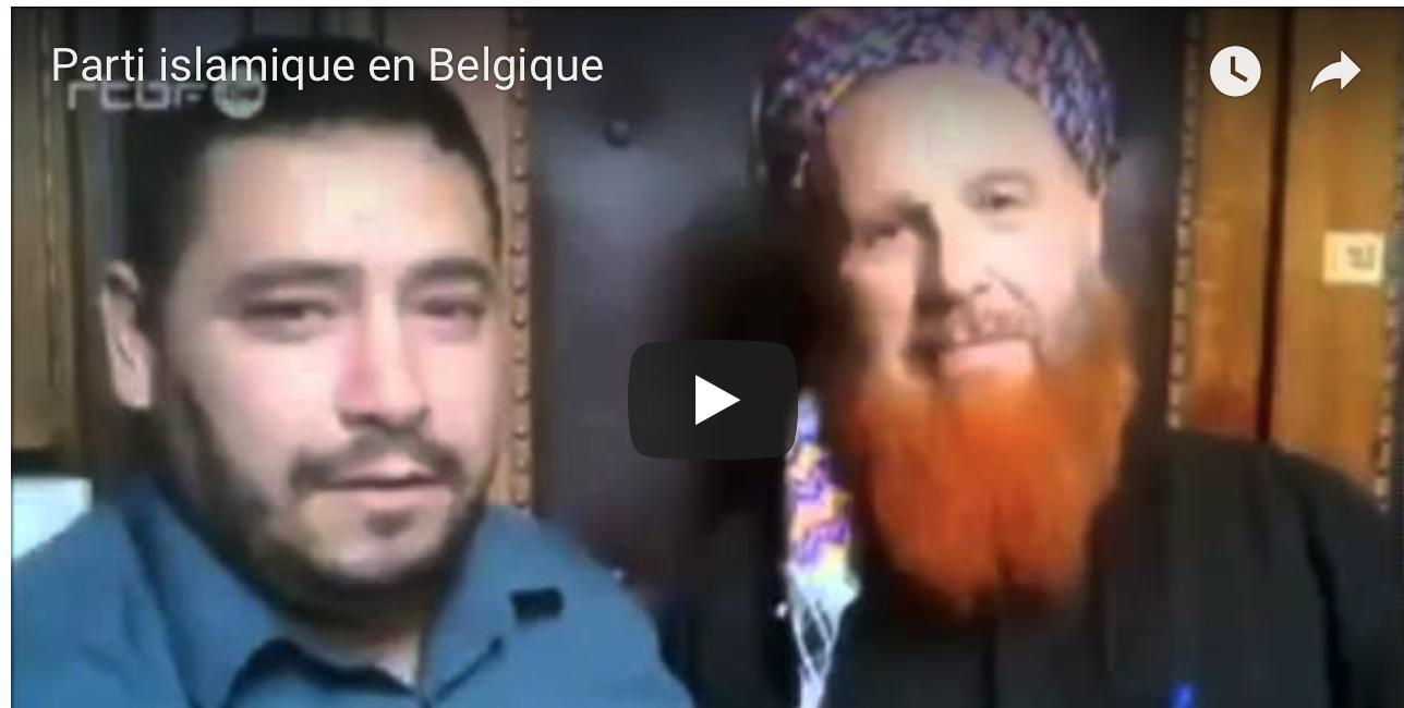 Dimanche, les Belges vont-ils voter pour le parti Islam ?