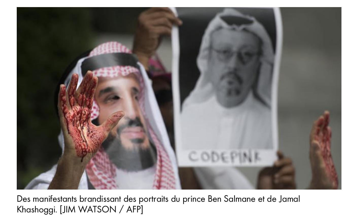 Le «réformateur de l'islam» Ben Salmane a fait découper vivant Jamal Khashoggi