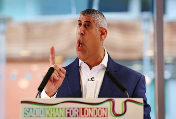 Sous Sadiq Khan, Londres est devenue plus dangereuse que New York…