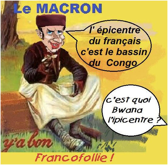 Macron : «le français n'est plus la langue de la France «,  «il n'y a plus que «des» langues françaises»