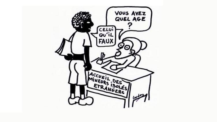 Le bobo préfère les mineurs africains clandos aux vieux SDF français