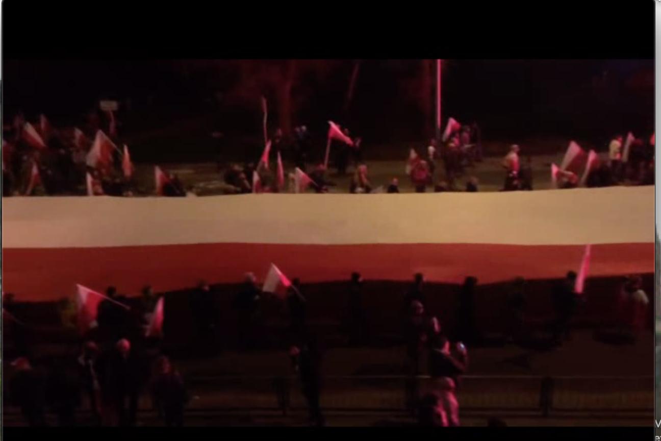 Vive la Pologne qui a fêté sa renaissance grâce à la victoire de la France et de nos alliés le 11-11-18
