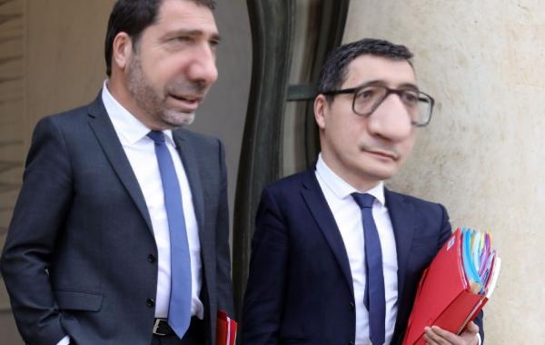 Pour Darmanin, c'est la peste brune qui a manifesté sur les Champs-Elysées