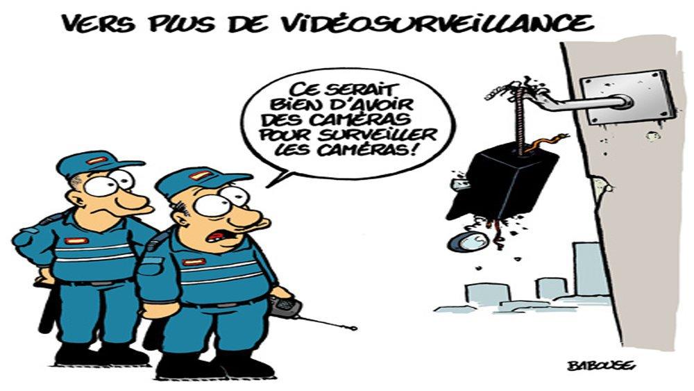 Ploërmel : pourquoi la LDH ne veut-elle pas des caméras de surveillance ? Que ou qui veut-elle cacher ?