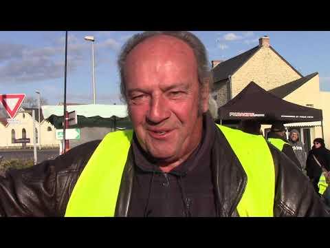 Témoignage-choc : 4 gilets jaunes bretons crient leur colère contre Macron (video)