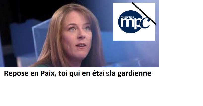 Les collègues du MPC de  Maggy Biskupski accusent leurs Ministres …
