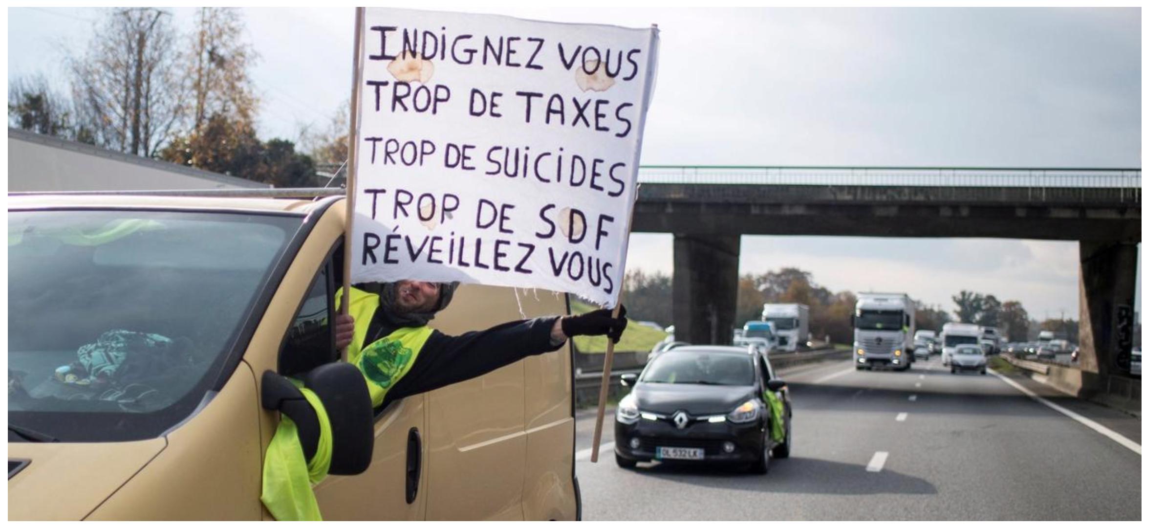 Macron a créé 11 impôts nouveaux ! 12 milliards d'euros pour payer l'immigration !