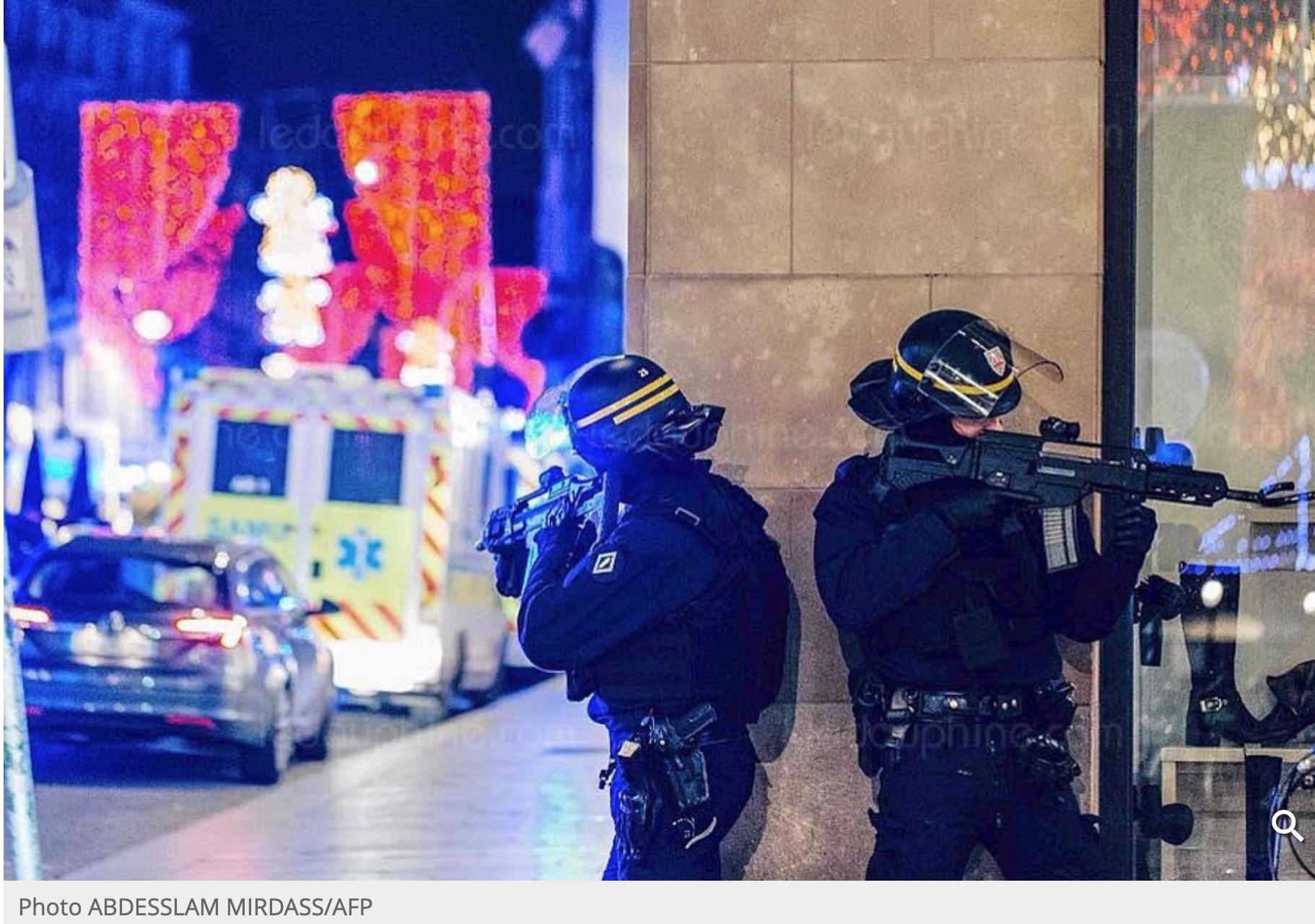 Cherif C en fuite permet à Castaner d'interdire toute manifestation à Strasbourg, et demain partout ?